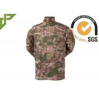 Buy cheap Multicam Army Camouflage Clothing Uniform For Tactical Security / Military product