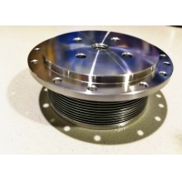 Buy cheap Class600 Pressure NPT Socket Weld Pipe Flanges , SCHXXS Metal Pipe Flange product