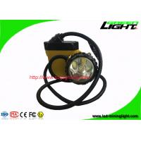 Buy cheap Explosion - Proof Miners Cap Lamp Automatic Power - Off With Short Circuit from wholesalers