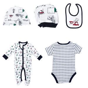 Buy cheap Cotton Newborn Baby Clothes Set , Unisex Newborn Baby Clothes Gift Set from wholesalers