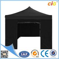 Buy cheap Black 3x6 Pop up Gazebo Folding Tent Party Marquee Market Stall Outdoor Shade product