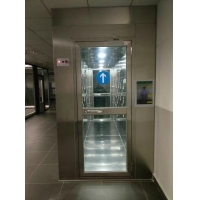 Buy cheap Anti-Static Class 10000 Cargo Air Shower Tunnel For Cosmetic Workshop , Sandwich Panel product