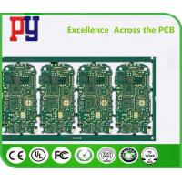 Quality Green Solder Mask FR4 PCB Board Impedance Control PCB 1.6MM Thickness For WiFi for sale