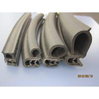 Buy cheap EPDM / PVC Waterproof Automatic Door Bottom Seal Extruded High Elastic from wholesalers