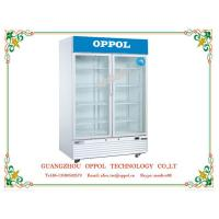 Buy cheap OP-902 Fan Cooling Danfoss Compressor Positioned Caster Upright Refrigerator from wholesalers
