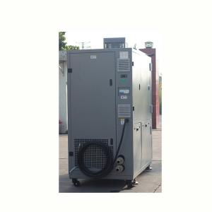 Buy cheap MENTEK Rapid Temperature Experiment Chamber The Gate Is Sealed With Double-Layer Silicone Rubber Sealing Material. product