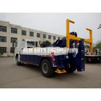 Buy cheap 13 ton road recovery tow truck wrecker product