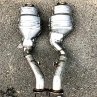 Buy cheap Completely Amazon hot sale New Car Catalytic Converter Decanner for Bentley Mulsanne Catalytic Clean 07V131703 product