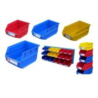 Buy cheap Multi Colored Heavy Duty Industrial Plastic Bins For Storage Cargo product