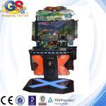 Cheap 2014 3d video simulator shooting game machine , gun shooting simulator game machine wholesale