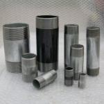 Buy cheap Plumbing fittings steel pipe nipples product