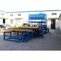 Buy cheap Full Automatic Reinforcing Mesh Welding Machine Easy Operation Failure Display product