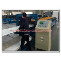 Buy cheap Mini Small Wave Corrugation Profile Steel Roofing Sheet Roll Forming Machine product