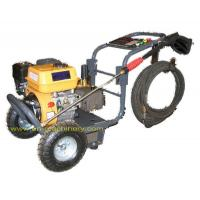 Buy cheap Mini High Pressure Washer with CE Gasoline Cold Water 27MPa product