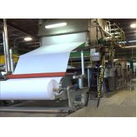 Buy cheap High speed toilet paper machine,napkin paper machine,tissue paper making machine product