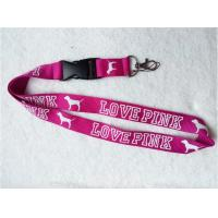 Buy cheap Love Pink Lanyard VS Victoria's Secret PINK Lanyard love pink ID card key Charms cellphone neck strap lanyards Wholesale product