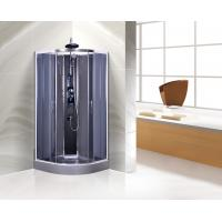 Buy cheap Commercial Quadrant Shower Cubicles , Curved Glass Shower Enclosures from wholesalers