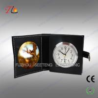 Buy cheap Fashion Travel alarm Clock with Photo Frame for both retailing and promoting product