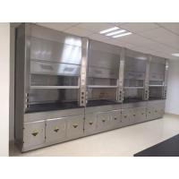 Buy cheap Chemistry Ductless Laboratory Stainless Steel Fume Hood / Fume Cupboard product