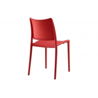 Buy cheap Moden PP Living Room Streamlined Plastic Dining Chairs from wholesalers