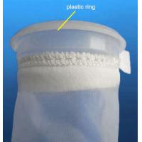 China Nylon Polyester Liquid Filter Bags Aquarium Filter Sock With Good Removal Efficiency on sale