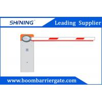 Buy cheap Auto Parking Lot Boom Barrier Gate Smart Car Access Control Management from wholesalers