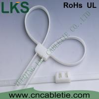 Buy cheap Handcuffs type double nylon cable ties product