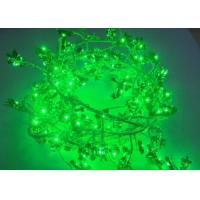 Buy cheap Indoor LED Christmas Fairy Lights Green 120 Bulbs 5v Copper Wire String Lights product