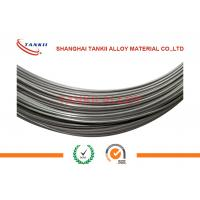 Buy cheap K Type Chromel And Alumel Rod 4.0mm 4.1mm 5.0mm Wire With Oxidized Color from wholesalers