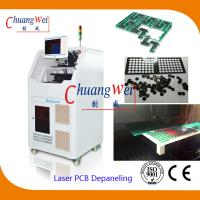 Buy cheap FR4 PCB UV Laser Cutting Machine PCB Depaneling Without Thermal Stresses from wholesalers