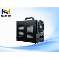 Buy cheap CE 3g/Hr Black Portable Ozone Generator 80w Air Cooling For Washing Vegetables from wholesalers