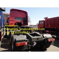 Buy cheap Sinotruk howo7 10 Tires 6*4 Prime Mover Truck With HW79 Cabin Low Fuel from wholesalers