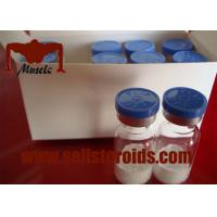 China 2mg Peptide Hormones 99% Triptorelin Acetate White Lyophilized Powder for Cancer on sale