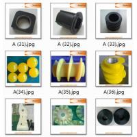 Custom made High Quality Rubber Polyurethane PU Casting Products