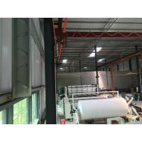Buy cheap Commercial Small Toilet Roll  Production Line Simen System Control product