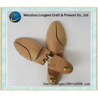 China Shoe Stretching Aromatic Wooden Shoe Stretcher , Cedar Shoe Tree on sale