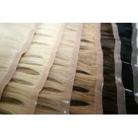 Buy cheap skin pu weft remy human hair best price fast delivery product