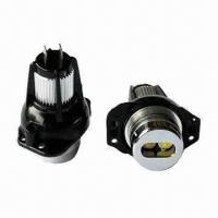 Buy cheap 6W LED Angel Eyes Lights, E90 91, Fully Compatible with BMW product