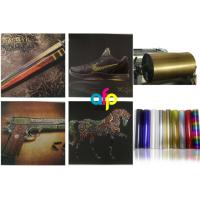 Buy cheap Fine Overprint Definition Cold Foil Stamping Applications Customized Reel Size And Colors product