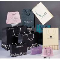 Buy cheap Paper gift bag for wine paper bag product