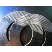 Buy cheap Graphite gasket reinforced with metal mesh product