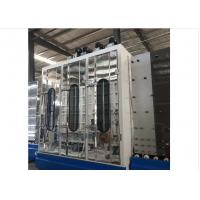 Buy cheap 2500mm Double Glazing Machinery Automatic Flat Press Insulating Glass Produce Line product