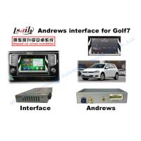 Buy cheap VW GOLF7 MIB2 Vehicle Android Auto Interface With Full Touch DVD product