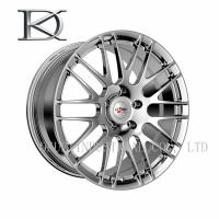 Buy cheap Customize 22 Inch Aluminum Forged Wheels Five Hole High Strength product