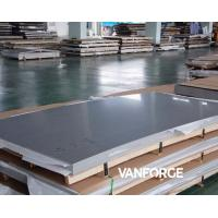 Buy cheap ASTM A240 S31803 S32205 Stainless Steel Flat Plate Excellent Weldability product