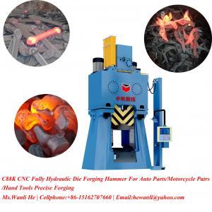 Buy cheap C88K CNC Fully Hydarulic Die Forging Hammer/Drop Forging Hammer 16kJ-160kJ from wholesalers
