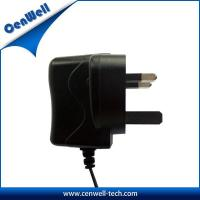 Quality wall mount type cenwell 6v 1a output dc 6v mains power supply adapter for sale