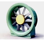 Buy cheap Bending Industrial Fan Blade product