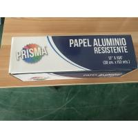 Buy cheap Waterproof Kitchen Aluminium Foil , Aluminum Foil Sheets For Food Cooking / Baking product