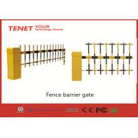 Buy cheap Folding boom automation Parking Barrier Gate for vehicle access control system product
